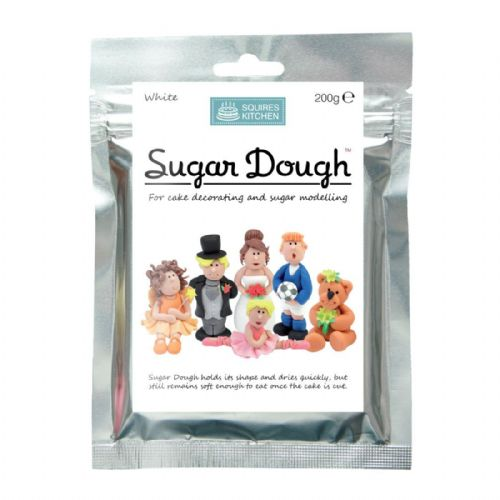 Squires Kitchen - White Sugar Dough - 200g